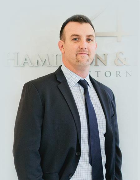 Attorney Rob Hamilton