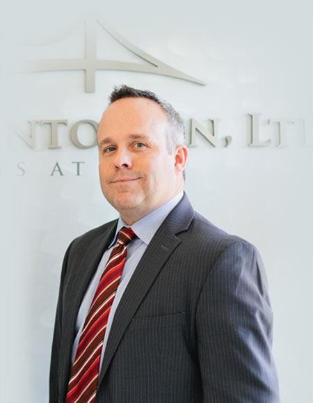 Attorney Luke Antonsen
